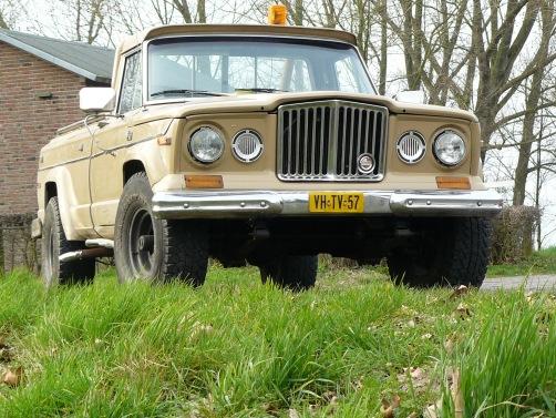 Jeep J10 1979